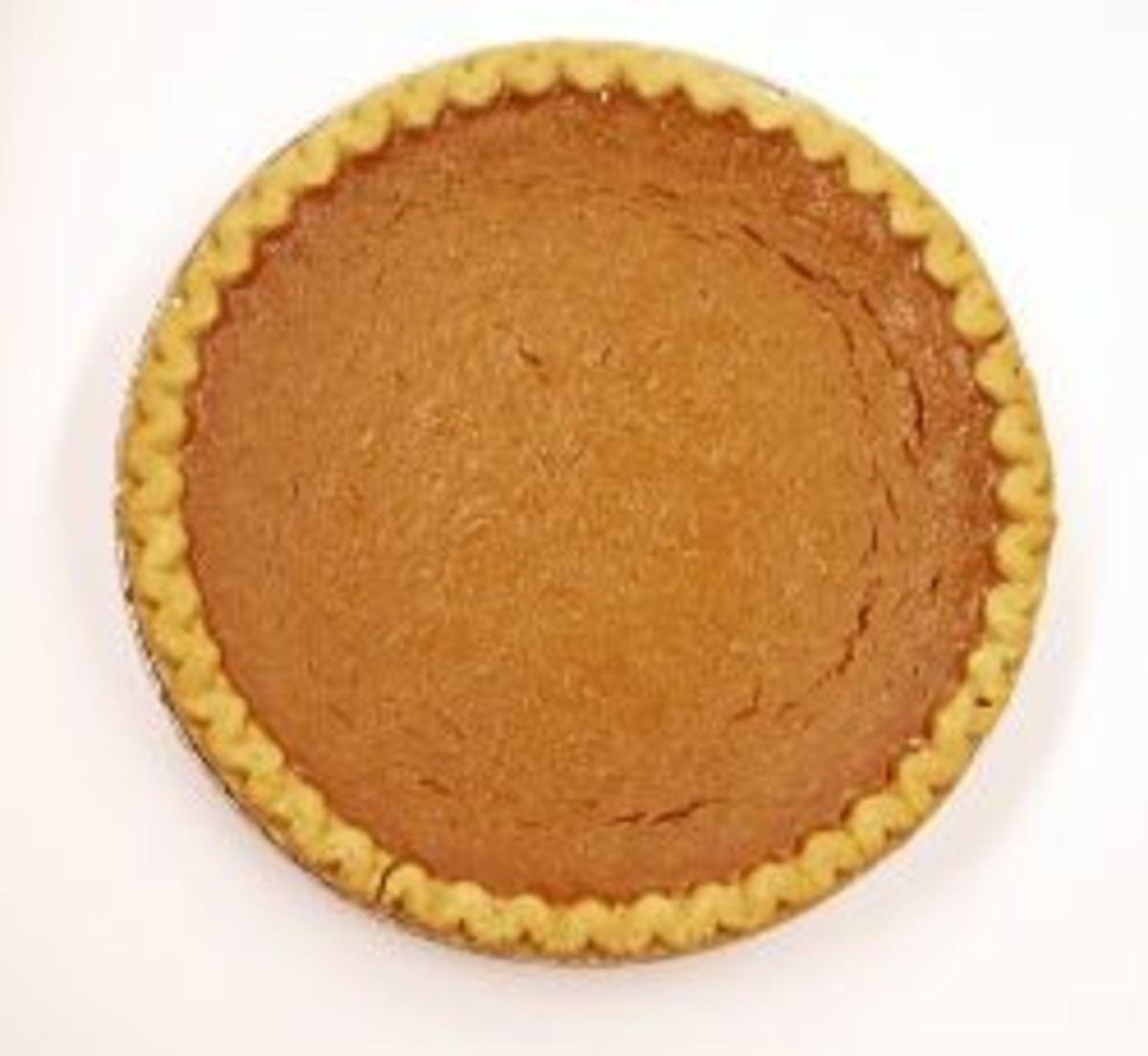 How to Make a Pumpkin Pie from a Real Pumpkin