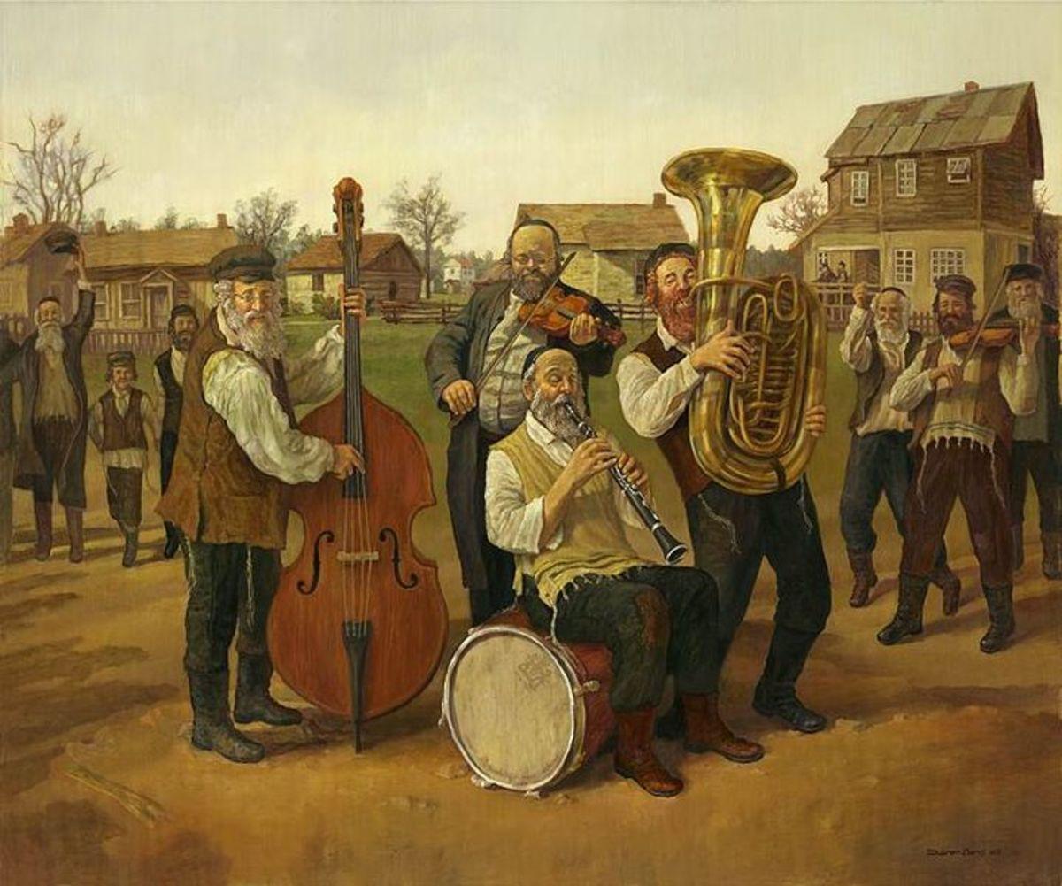 Jewish Music: Klezmer Style Folk Music
