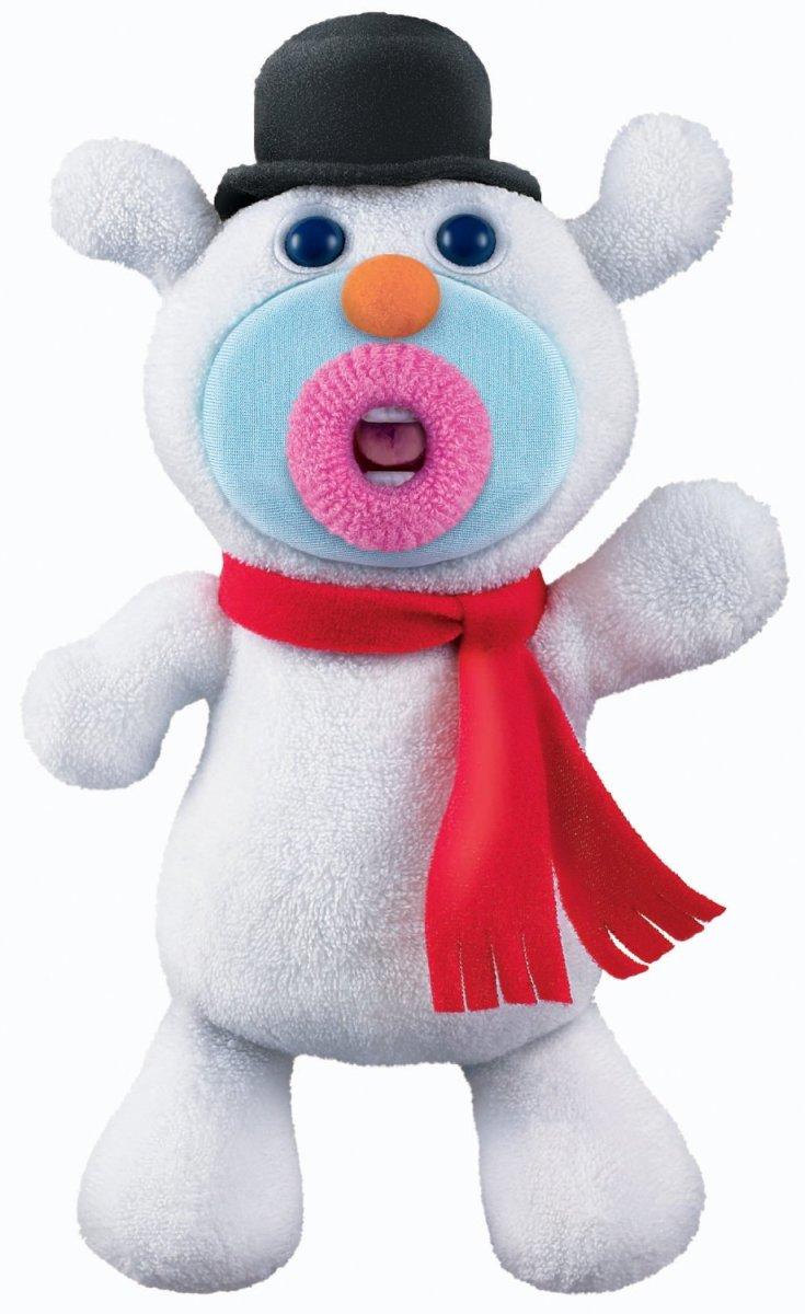 Snowman Sing-a-ma-jig