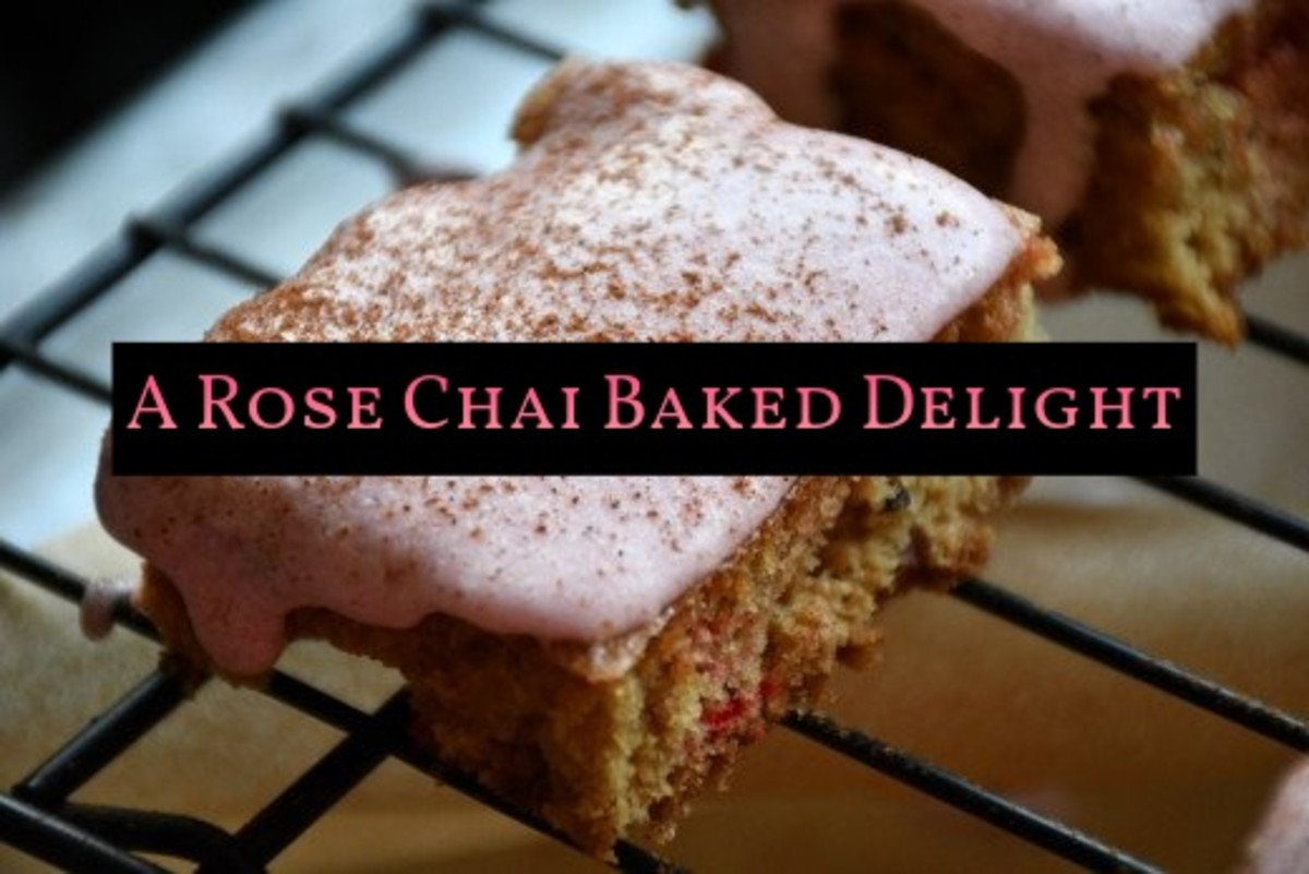 Pretty and pink, these sweet and spicy treats tantalize the taste buds. They're meant for castles in the sky.