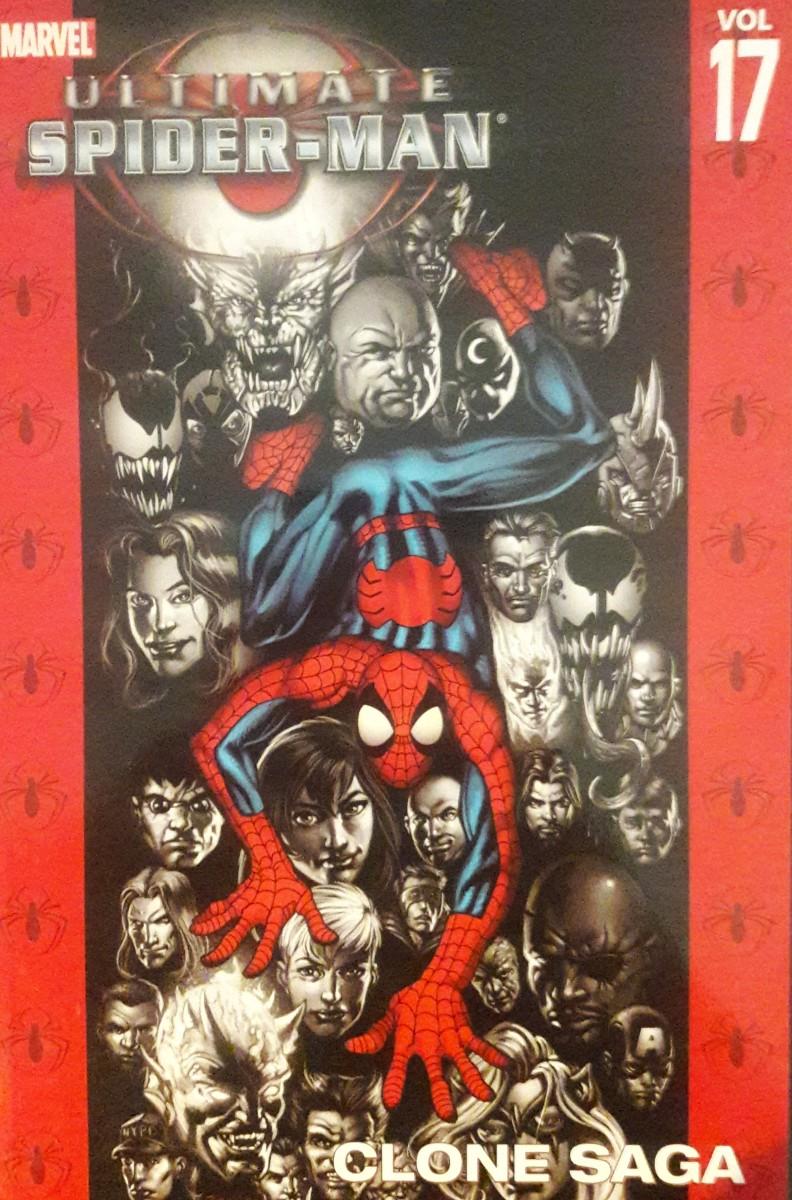 Ultimate Spider-Man: The Clone Saga