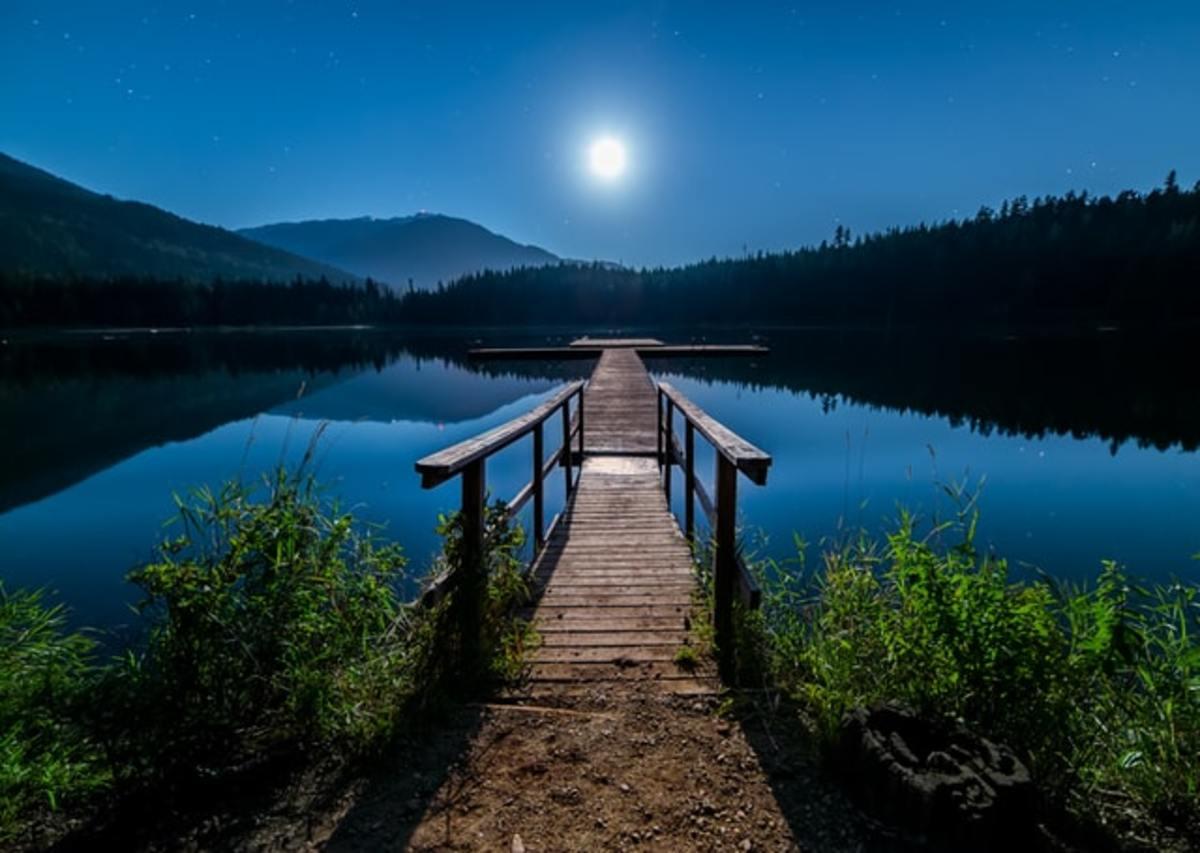 Moonlight Memories - A Poem