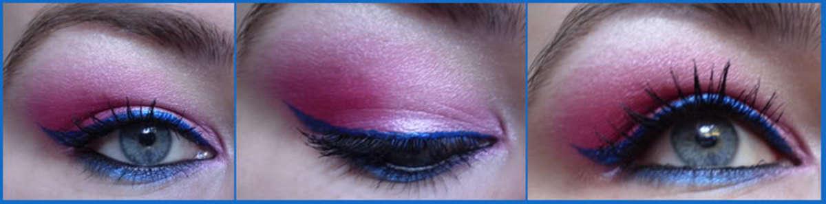 hot pink look