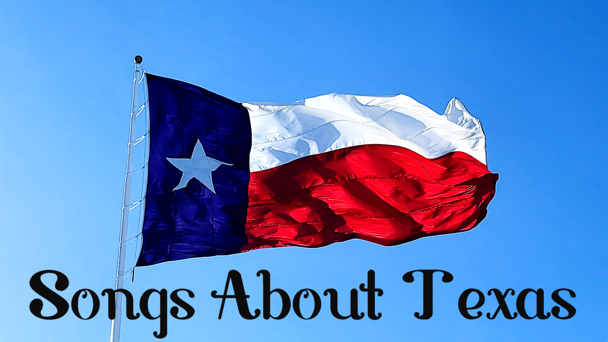 Celebrate the Lone Star State, where everything is bigger and arguably better. Make a playlist to honor it.