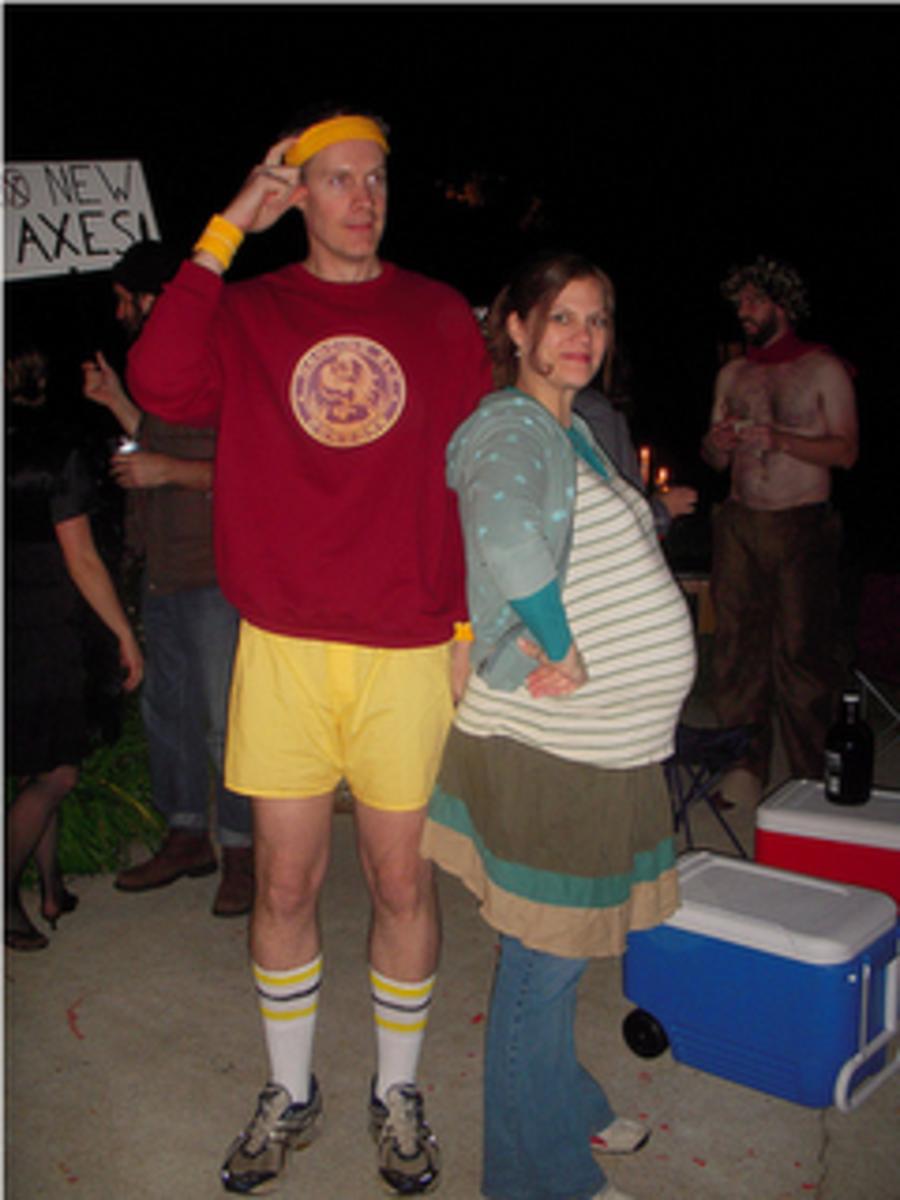 Juno with Paulie Bleeker. Source:  http://www.pregnantchicken.com/