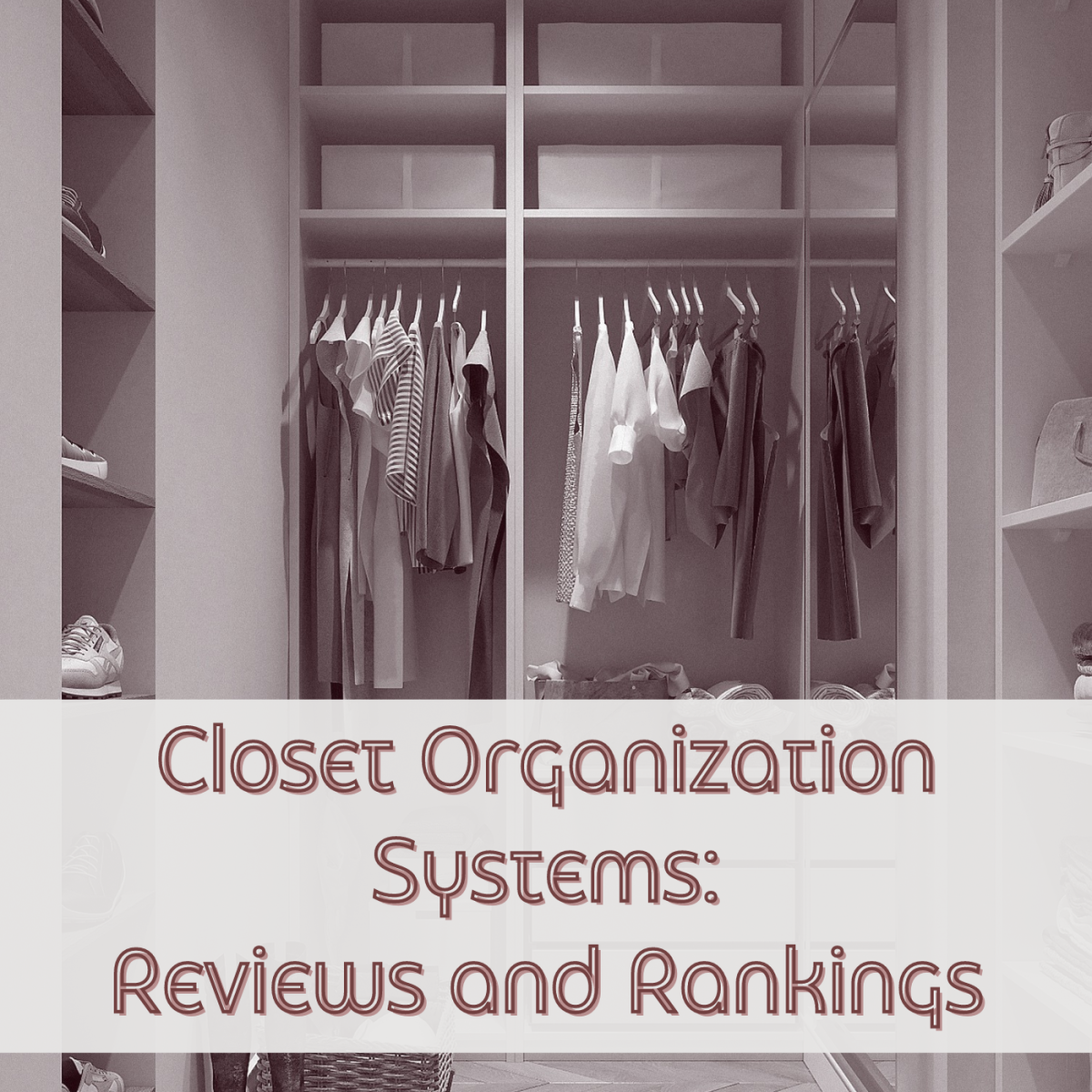 Need some help deciding between the closet organization systems from IKEA, Closetmaid, and Rubbermaid? See how we rank them!