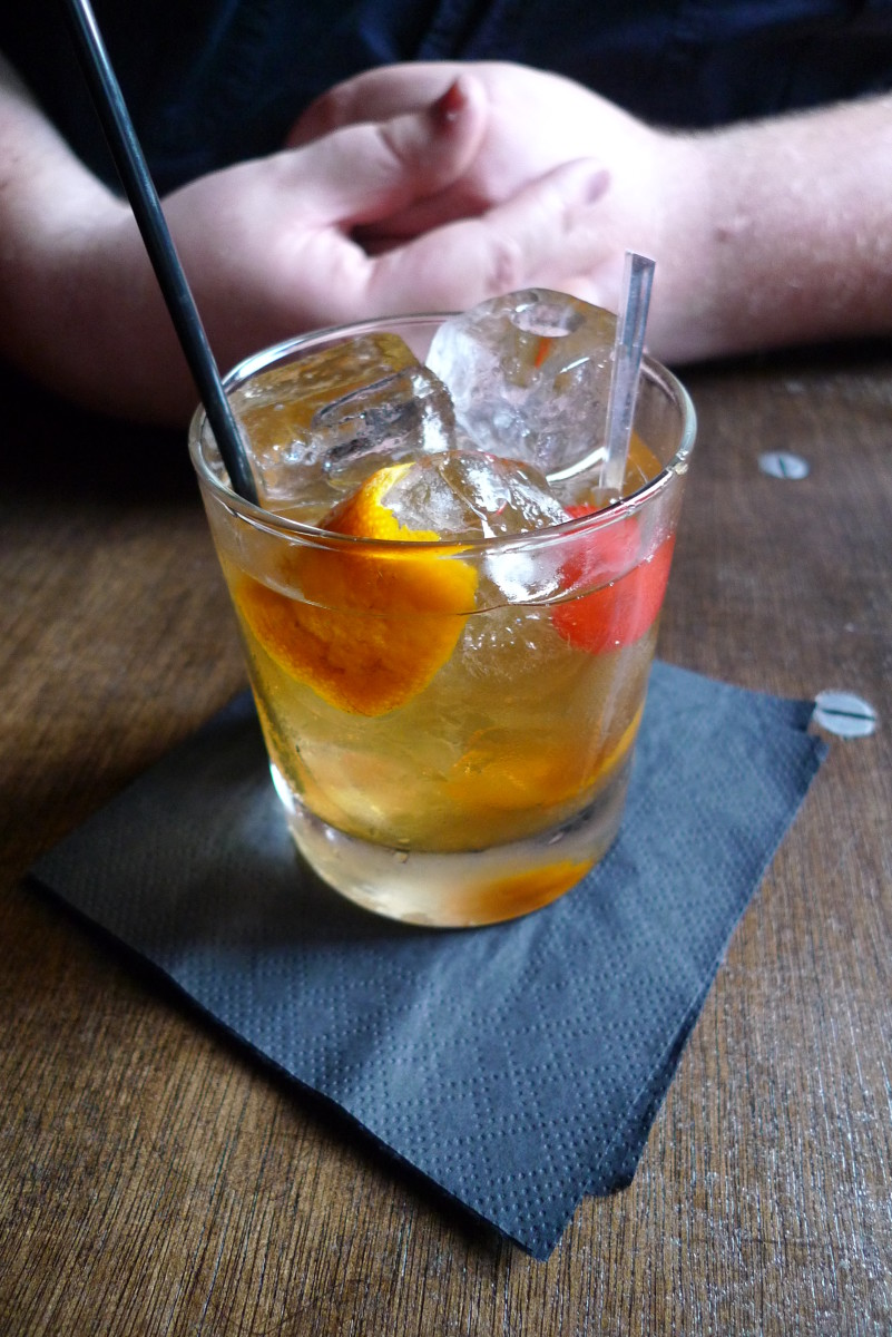 Two Classic Old Fashioned Bourbon Whiskey Recipes