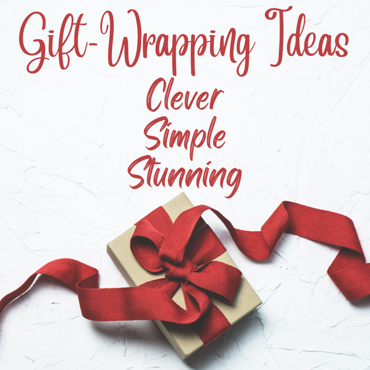 Learn how to wrap a gift in a creative way!