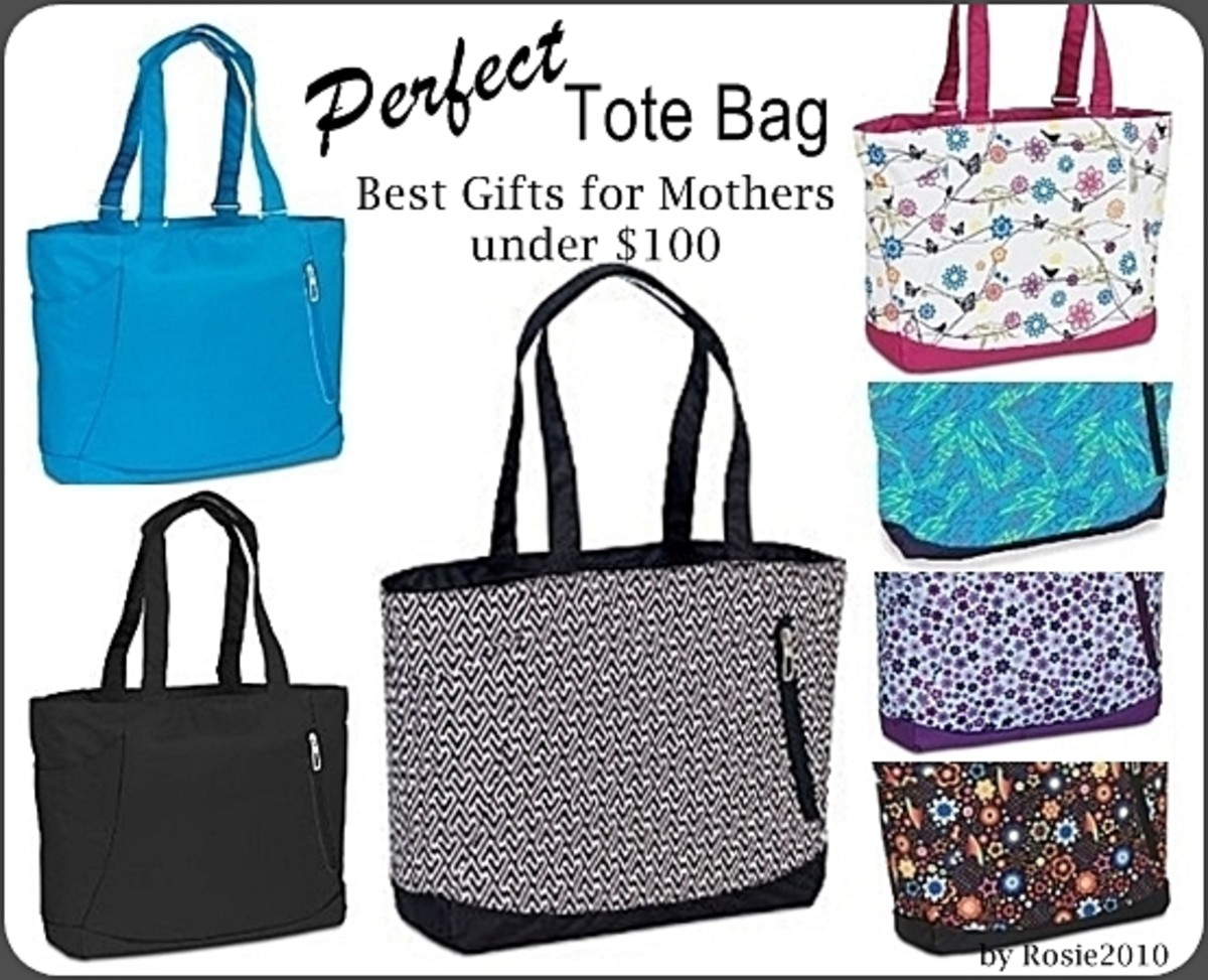 2012 Best Gifts for Mothers - Christmas Gifts under $100 dollars, by Rosie2010, photos source Amazon.com