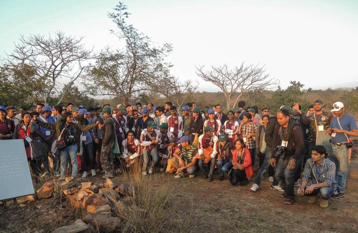 Nature Lovers on Tiger Safari