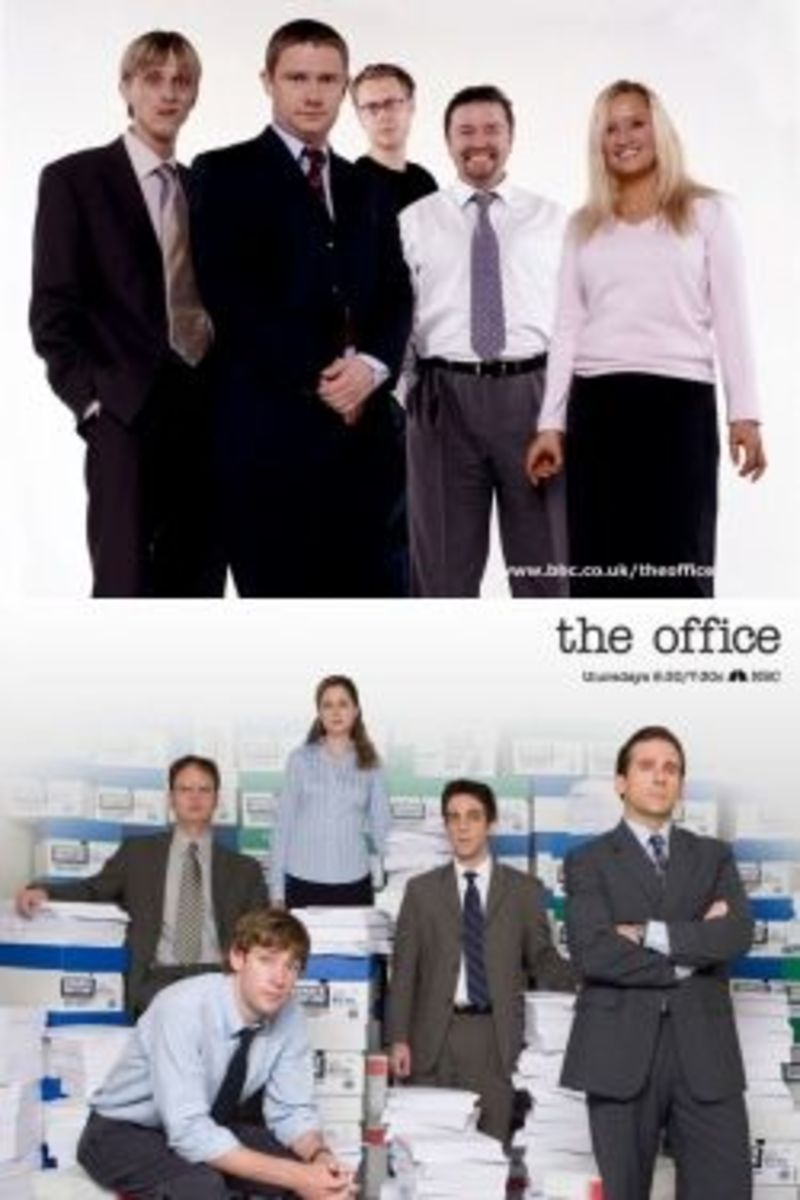 The Office - Is the US or UK Version Better?