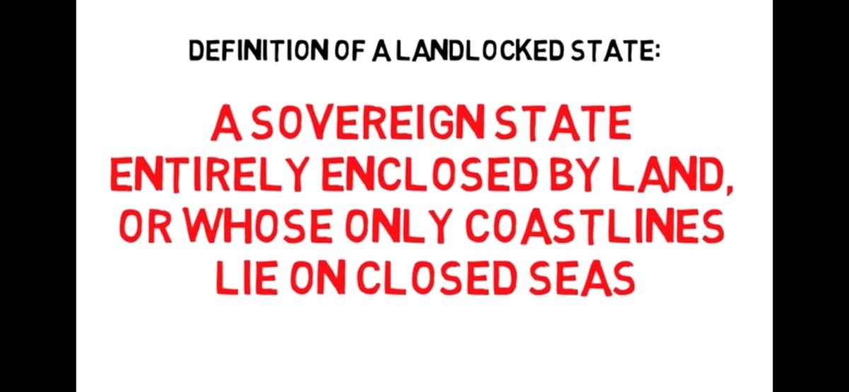 LandLocked Countries