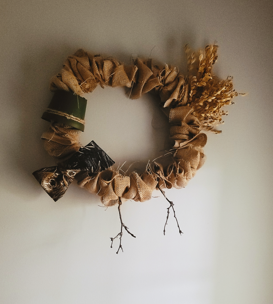 diy-turkey-wreath