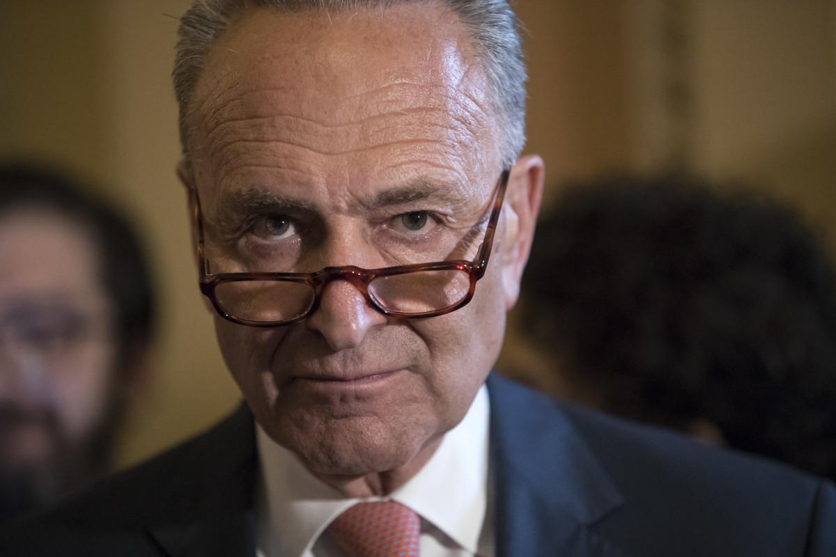 Senator Chuck Schumer - Self-Serving