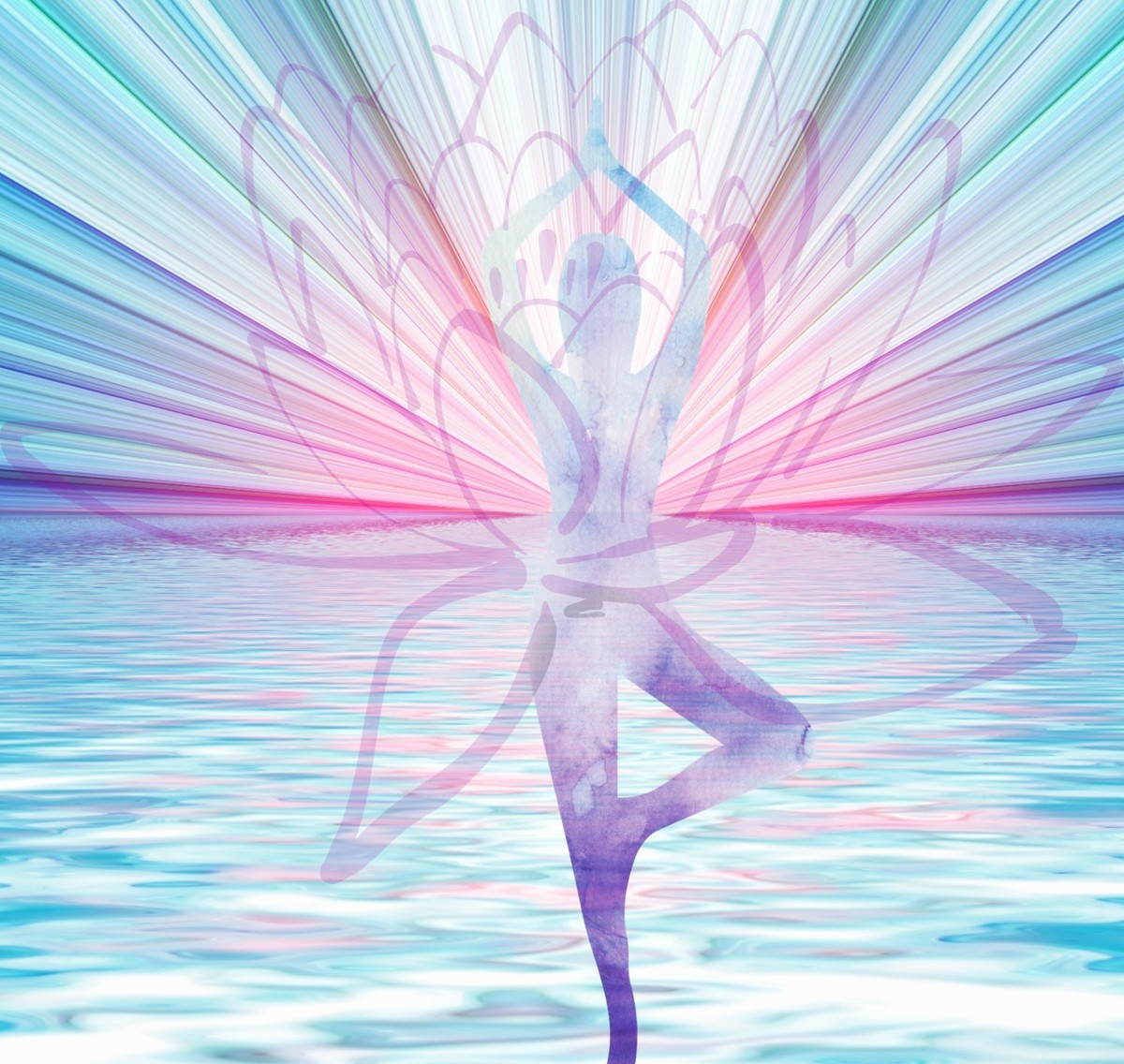 Karmic forces are released through our actions and inactions here on earth.