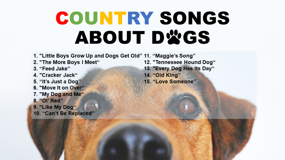 Country Songs About Dogs