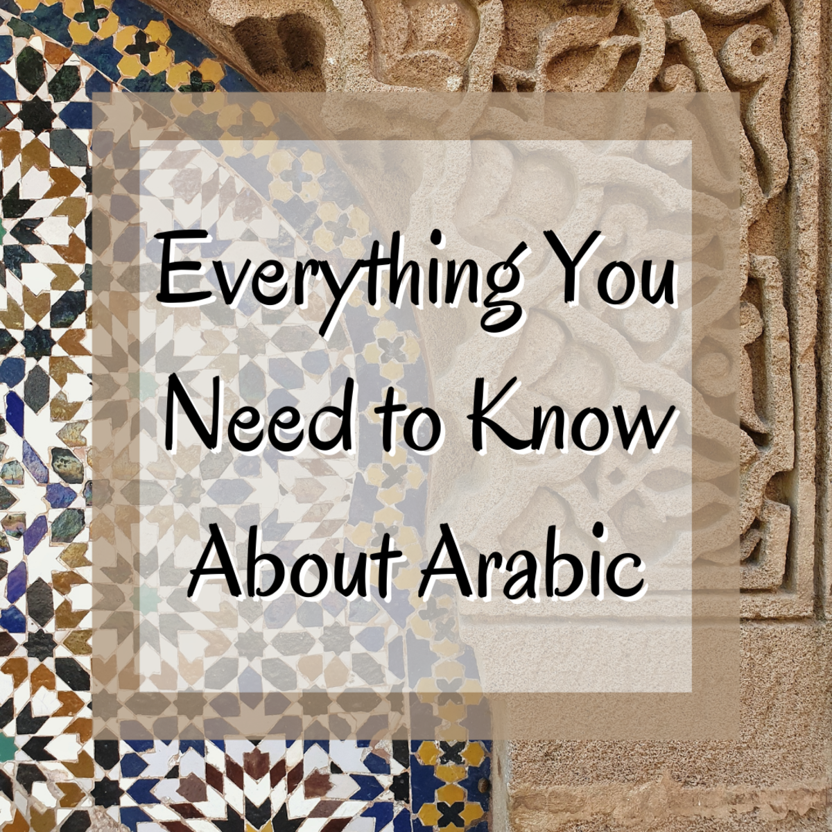 Learn a plethora of helpful and interesting facts about the Arabic language.