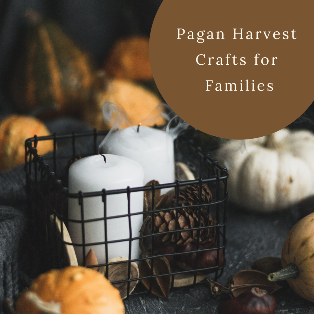 Doing crafts as a family makes celebrating all the more festive!