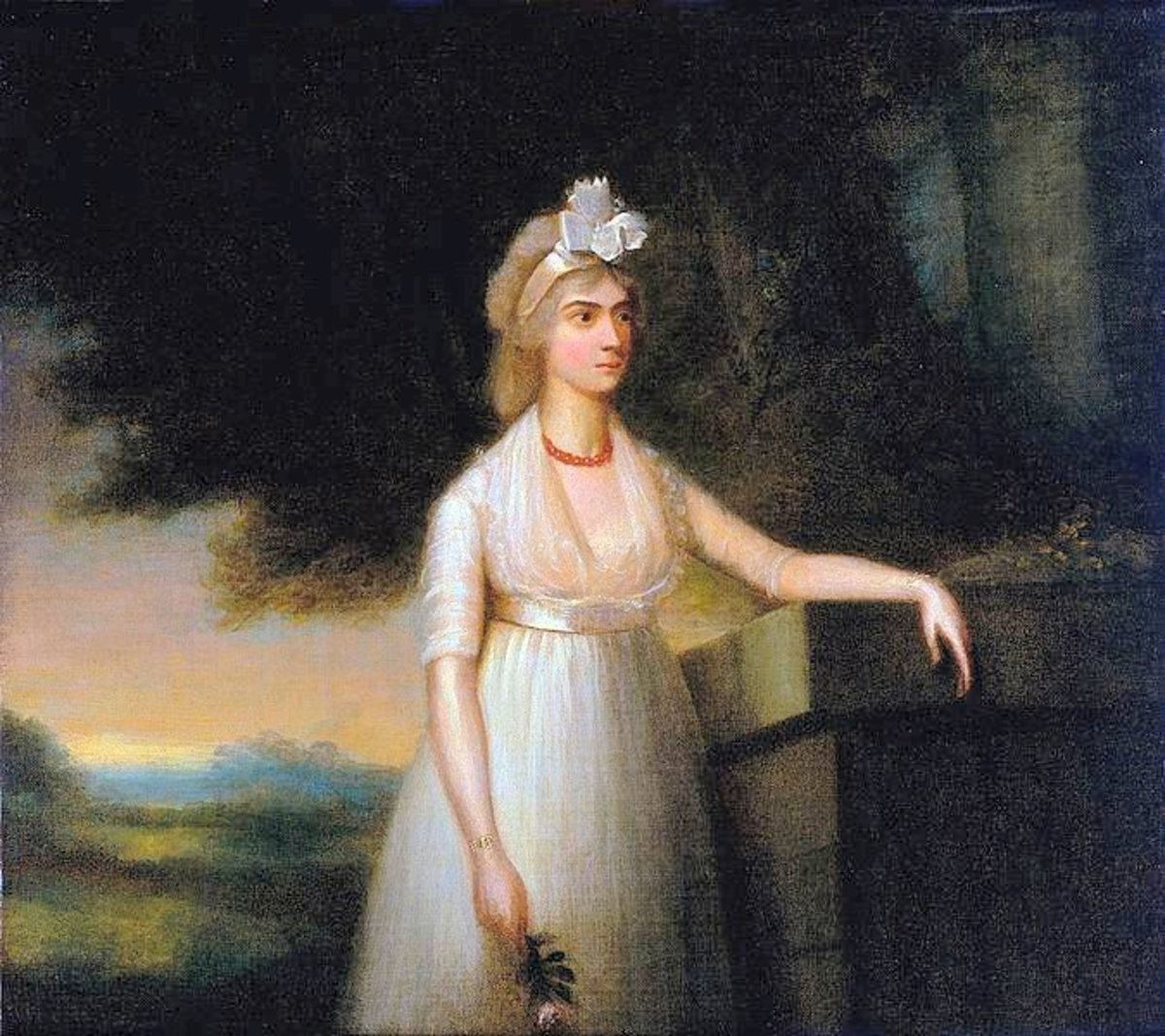 Lady Frances Nelson, Wife of Horatio