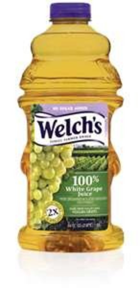 White Grape Juice