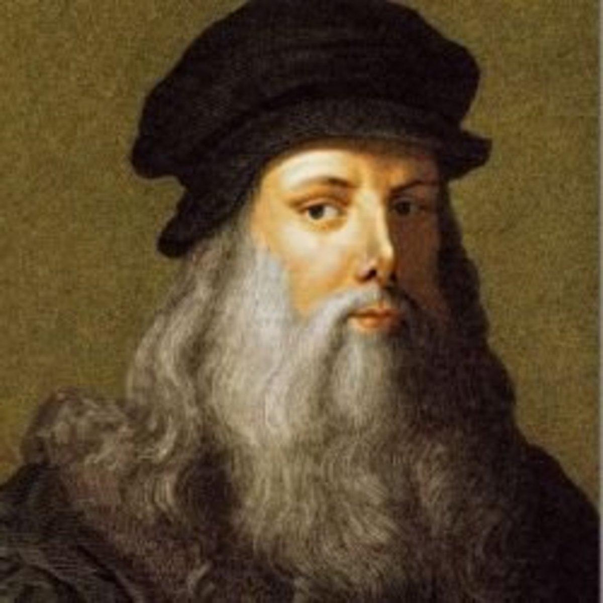 Leonardo da Vinci Presentations, Meal, & Field Trip