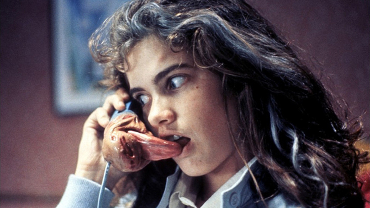 Nancy answering the phone for Freddy to a surprise!