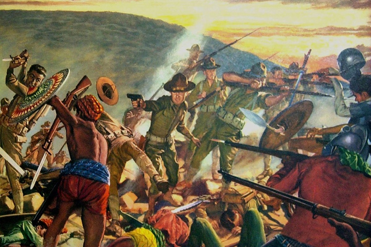 The ugly American conquest of the Philippines as well as other tentative at colonial domination in former Spanish colonies attired intense divisions in the US
