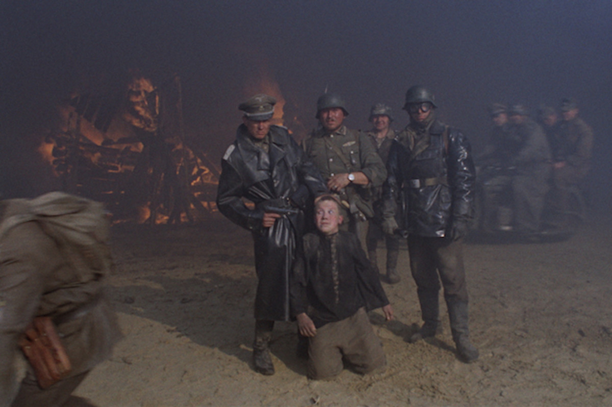 Movies such as the Russian film Come and See (Idi i smotri) show the sheer horror associated with German occupation policy in the East