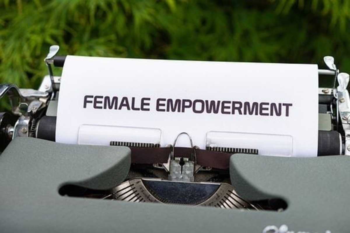 Have feminism brought about a narcissistic personality in women?