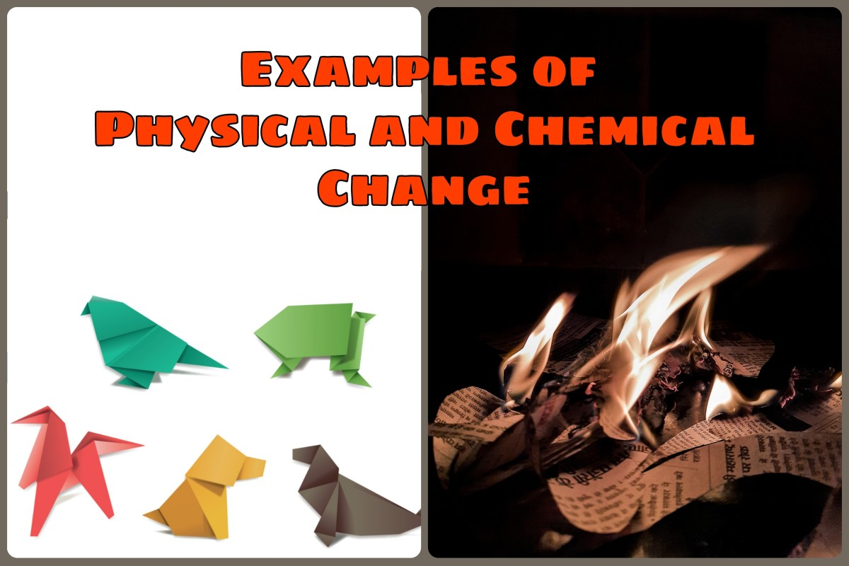 Read on to discover the difference between physical and chemical change. You will also find 30 examples of each phenomenon.
