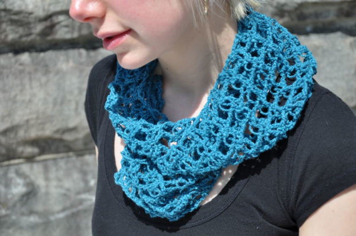 Free Crochet Cowl Patterns Hubpages
