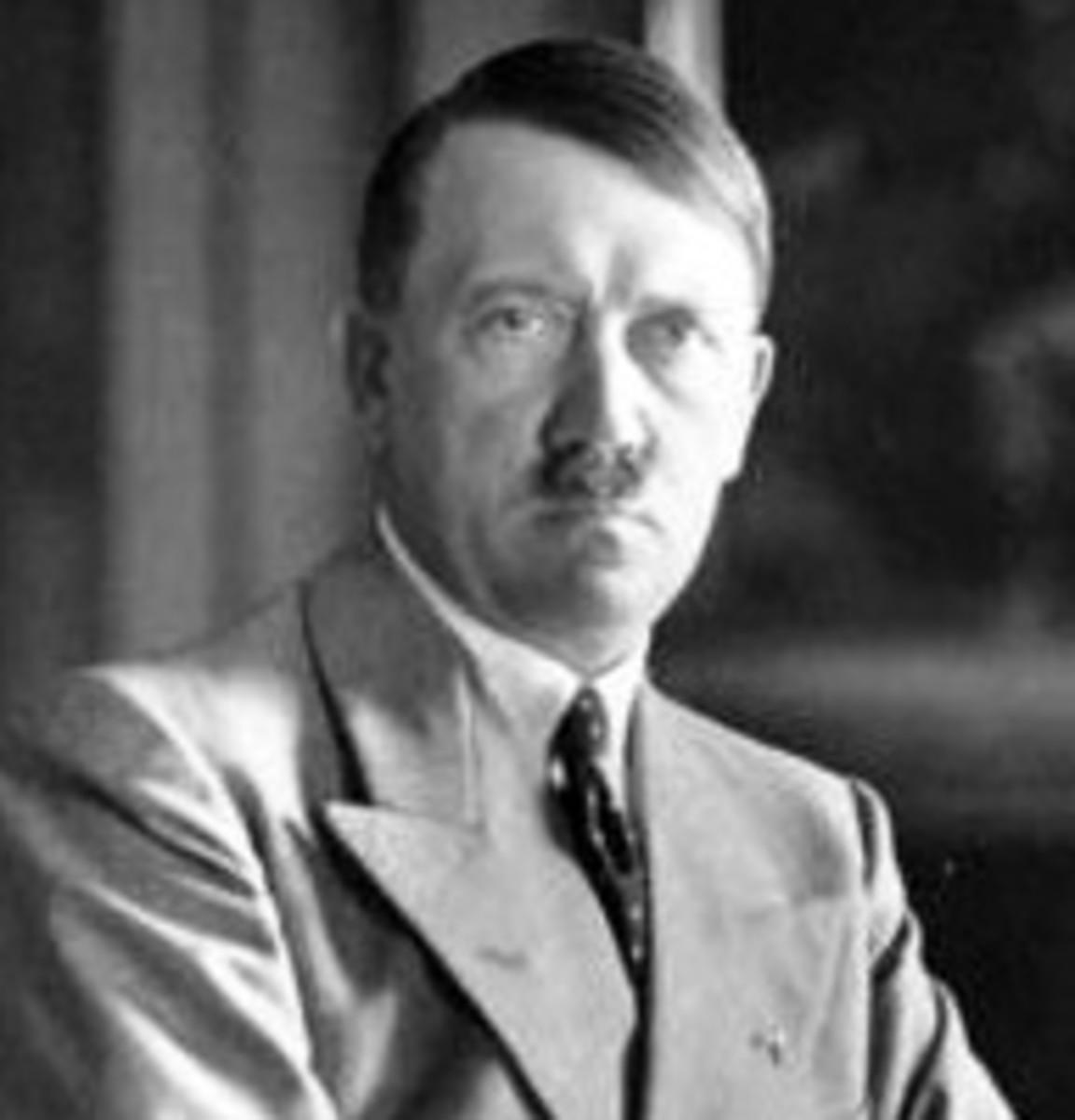 Was Adolf Hitler a religious man?