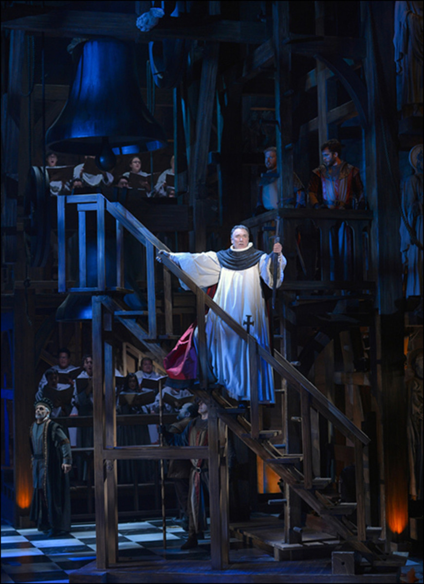 Patrick Page as Frollo