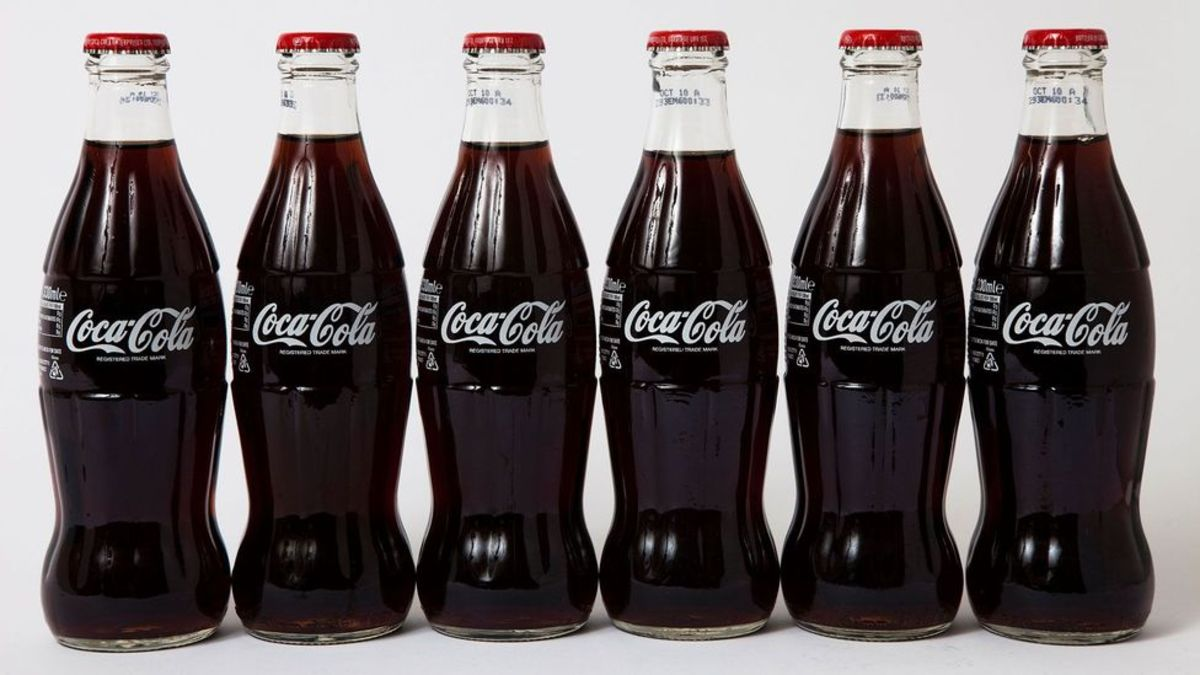 In 1949, Coca-Cola cost five cents a bottle, 25 cents for a six-bottle carton, and $1.00 for a 24-bottle carton.