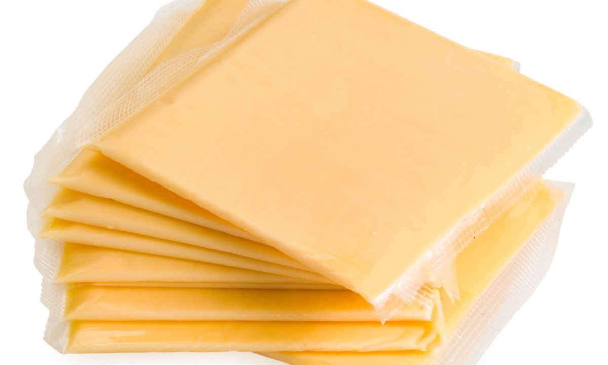 In 1949, Kraft singles, or individually-wrapped cheese slices, first appeared in the marketplace.