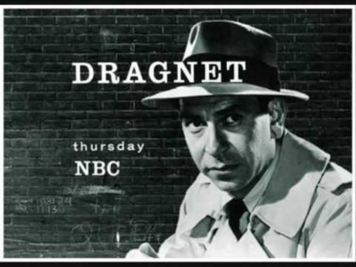 """In 1949, the police drama, Dragnet, debuted on NBC radio. Detailing the cases """"of a dedicated Los Angeles police detective, Sergeant Joe Friday, and his partners,"""" Dragnet ran for 314 episodes until July 26, 1957."""