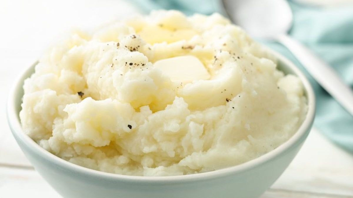 In 1949, mashed potatoes were all the rage.