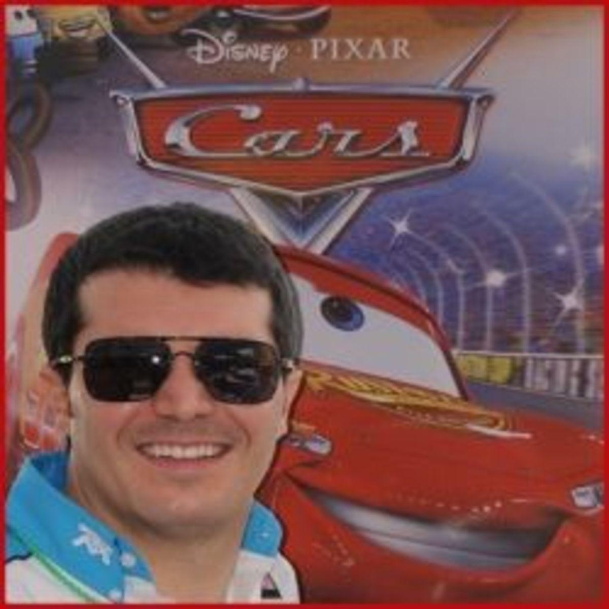 Memo Rojas Cars 2 Design Malu Couttolenc