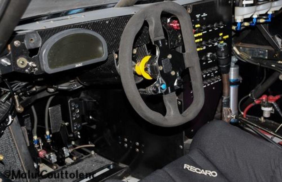 Inside Memo Rojas's Car