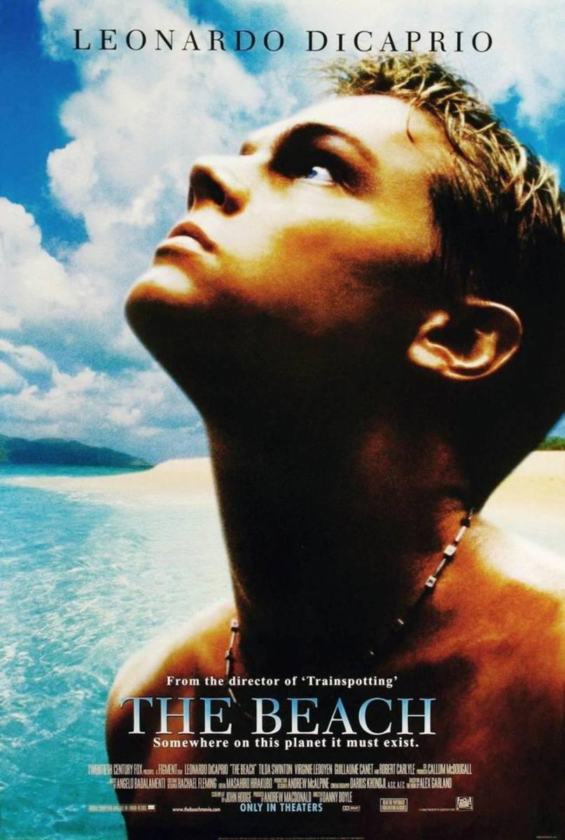 Leonardo DiCaprio - 100 Years of Movie Posters - 83
