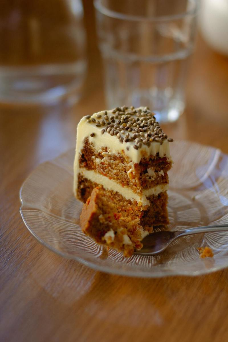 Carrot Cake: Simple Steps to Bake Carrot Cake