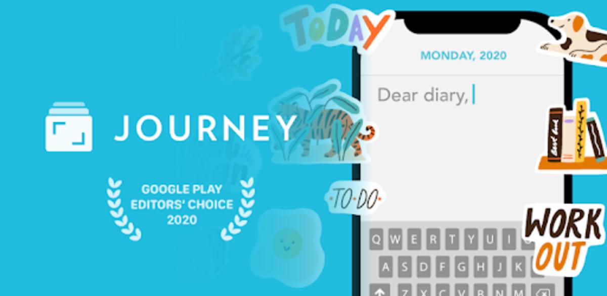 Journey: Diary, Journal