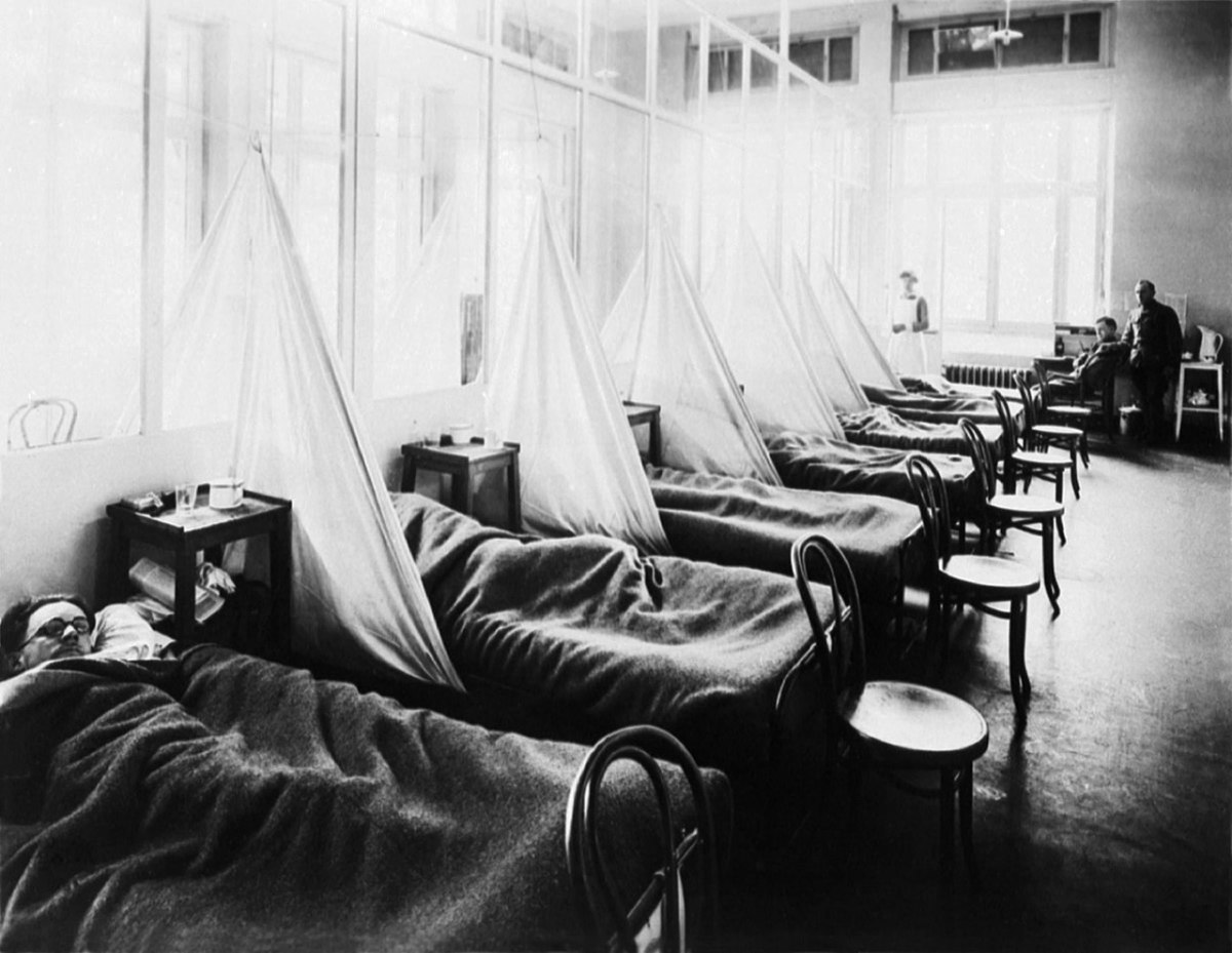 The Spanish Flu Pandemic of 1918: A Nightmare Revisited