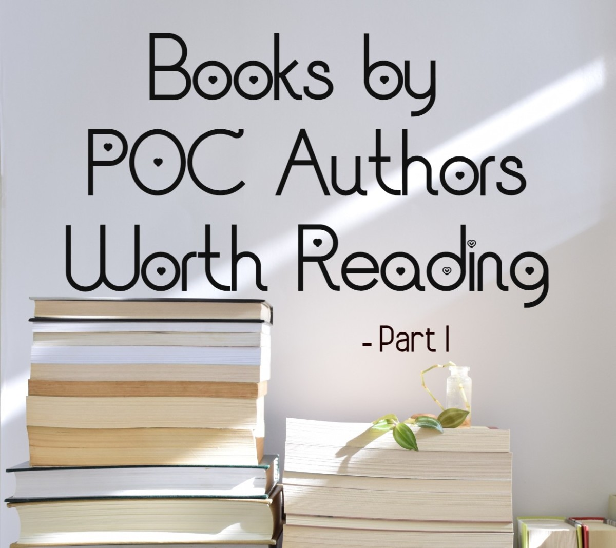 Time to diversify your reading lists!