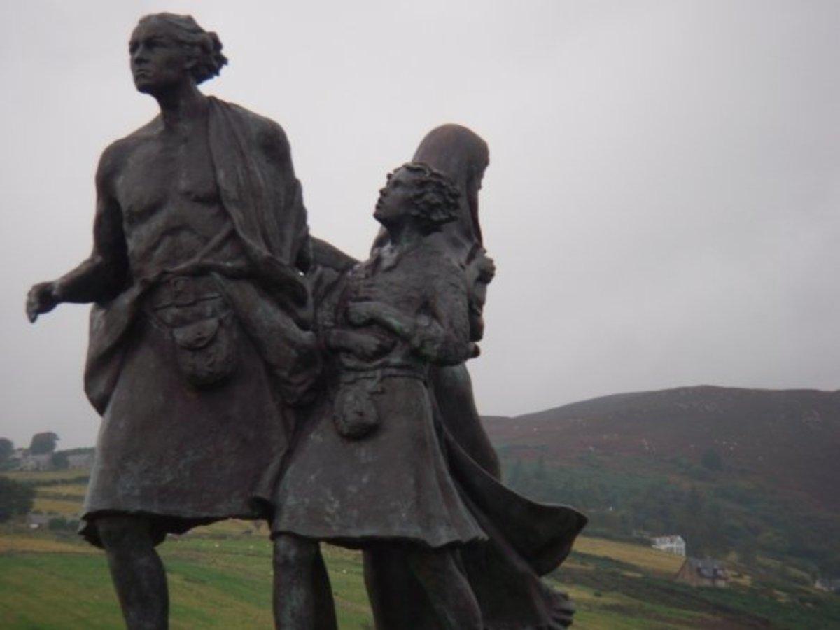 Statue Exiles