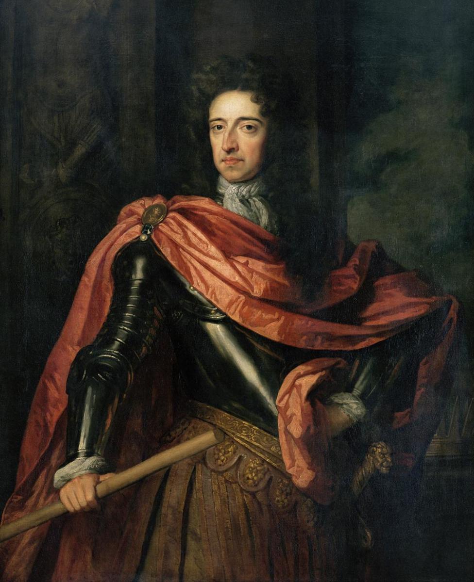 King William III