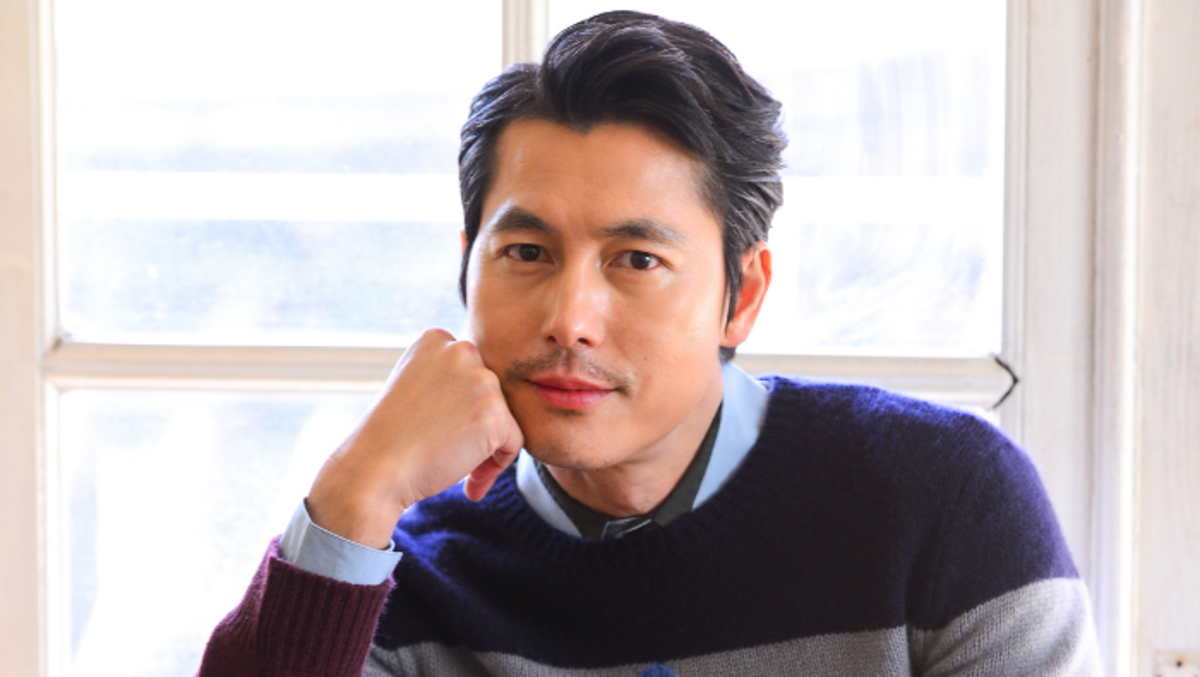 Jung Woo-sung has acted in everything from romances to action movies.