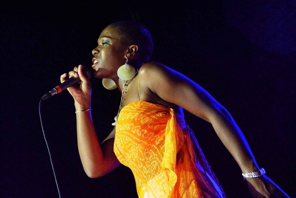 As a producer, India Arie has made a difference in the industry, bringing great music to the world.