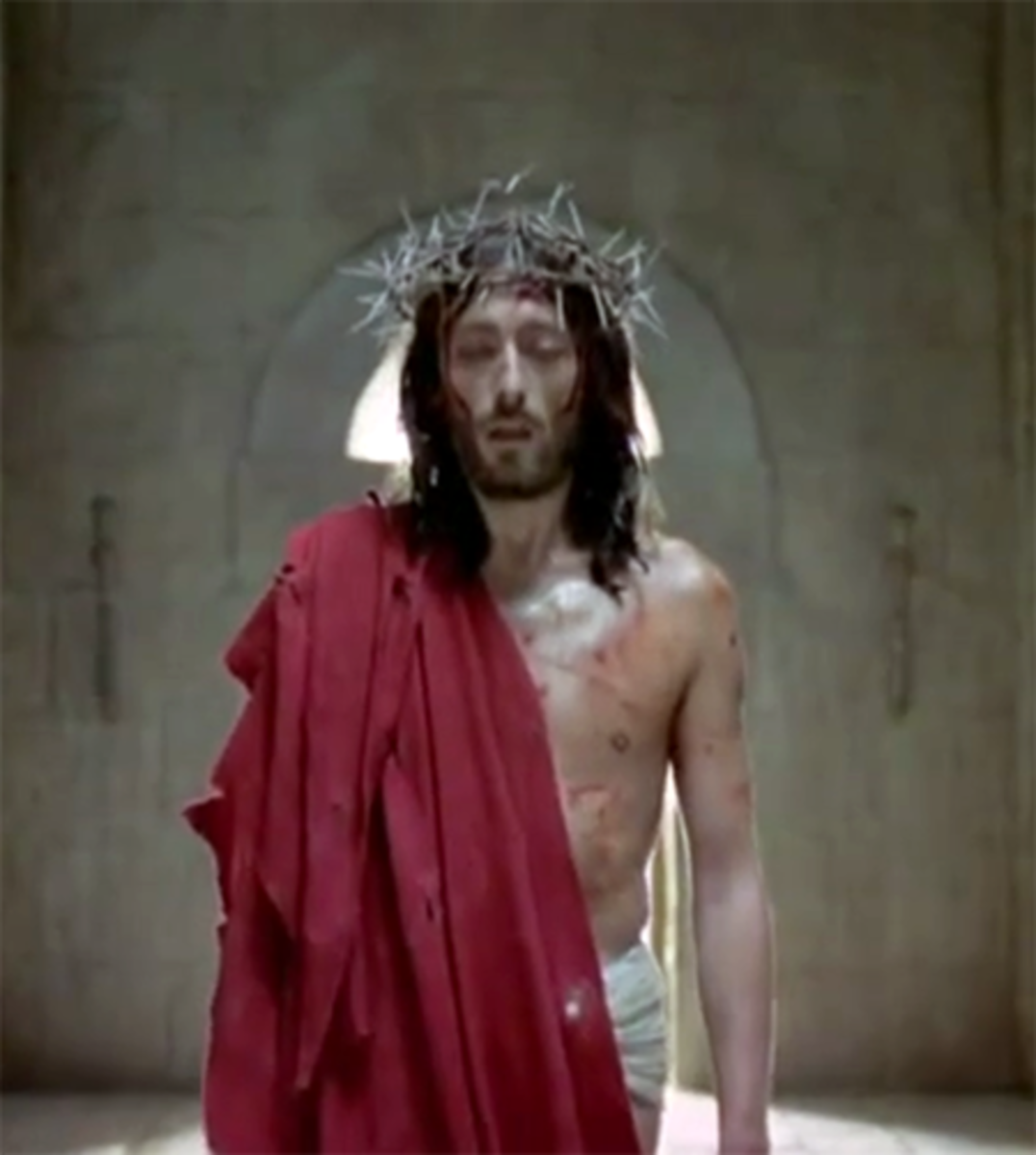 A Sad Story About the Crucifixion of a True Messiah