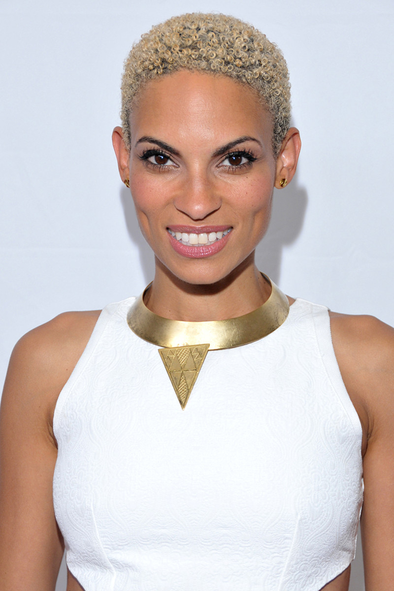 Goapele is a South African soul singer whose music highlights the need for political and social change.